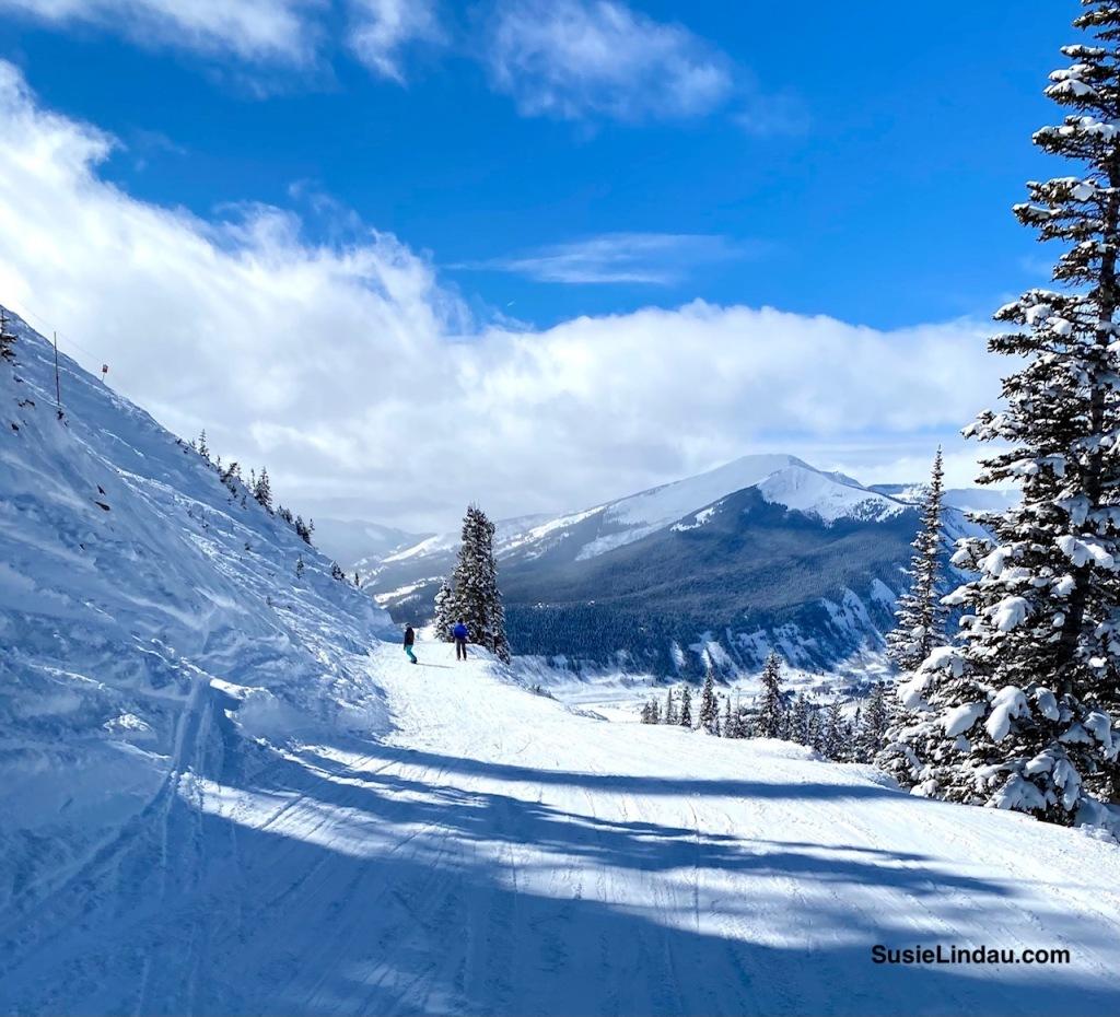 Catwalk on Crested Butte Ski Resort